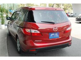 お買得車プレマシー入荷しました・純正SDナビ&フルセグTV付き・きれいなカッパーレッドマイカです・詳細はHP(http://auto-panther.com/)をご覧下さい!