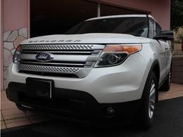 フォード エクスプローラー XLT エクスクルーシブ 4WD 新品タイヤ交換プラン