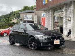 BMW 1シリーズ 116i スポーツ 18in純正アルミ プッシュスタート ETC