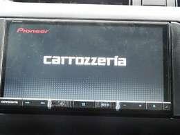 新品カロッツェリアメモリーナビにフルセグ付き!DVDも再生可能です