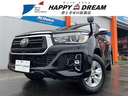 トヨタ ハイラックス 2.4 Z ディーゼルターボ 4WD トヨタセーフティセンス LEDライト 純正