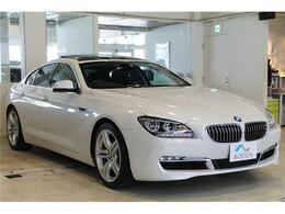 BMW 6シリーズグランクーペ 640i Mスポーツ純正19AW地デジBカメラSR黒革