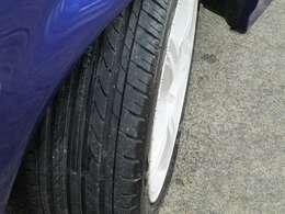 新品タイヤに交換済みです!
