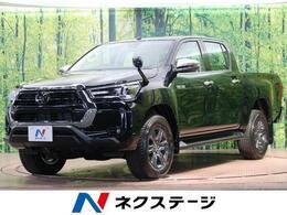 トヨタ ハイラックス 2.4 Z ディーゼルターボ 4WD 登録済未使用車 衝突被害軽減装置