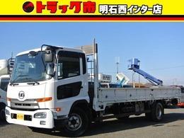 UDトラックス コンドル 平ボディー 積載量3550キロ ロング セイコーラック