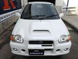 ツインカムインタ-ク-ラ-タ-ボ 5速MT 4WD改2WDのドリフトベ-スにどうぞ!タイミングチェ-ン式のため交換不要 検4年2月までと長い!