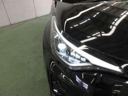 Bi-Beam LEDヘッドランプ(GR専用ダークスモークエクステンション)