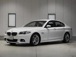 BMW 5シリーズ 523i Mスポーツ ACC ドライビングアシスト 360度画像