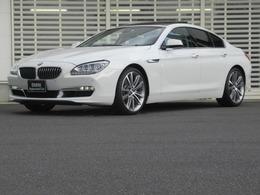 BMW 6シリーズグランクーペ 640i 20インチMスポーツ専用AW LED ベージュ革