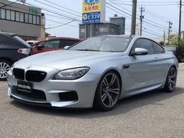 BMW M6 4.4 右H 純正ナビ フルセグTV 本革パワーシート