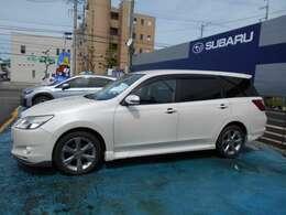 カラーは『サテンホワイト・パール』!!人気のパールカラーが入庫!!特別仕様モデル『2.0i-Sアドバンテージライン』!!2000cc&2WDモデル!!お探しの方はお早目にご連絡下さいね!!!