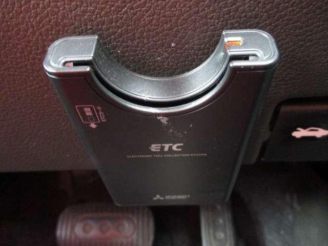 ETCも装着済みです!最新式の2.0へ交換も承ります!