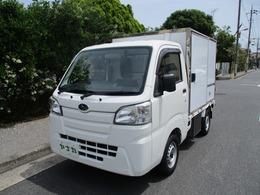 スバル サンバートラック 660 TB 三方開 冷凍冷蔵車(中温) 2コン 5マニュアル