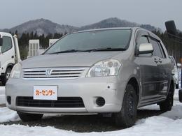 トヨタ ラウム 1.5 Gパッケージ 4WD 両側スライド片側電動ドア/キーレス