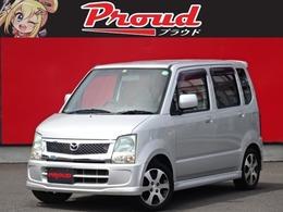 マツダ AZ-ワゴン 660 FX-Sスペシャル /禁煙車/ETC/1年保証/インテリキー/純AW