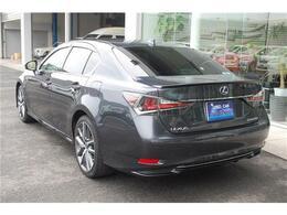 人気車GSまたまた入荷しました・最上級グレード・MOP三眼フルLED&カラーHUD&Pトランク&ソナー&スペアタイヤ装着車・詳細はHP(http://auto-panther.com)覧下さい!