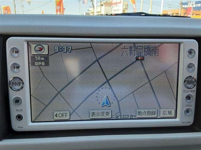 純正SDナビ!