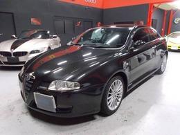アルファ ロメオ アルファGT 2.0JTSセレスピード キセノン 黒革 17インチアルミ D整備車両