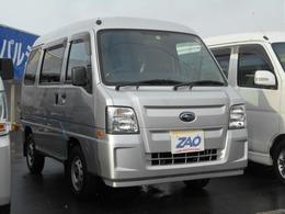 スバル サンバー 660 トランスポーター 4WD キーレス ETC オーディオ