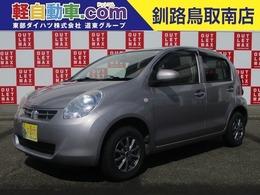 トヨタ パッソ 1.0 X Lパッケージ