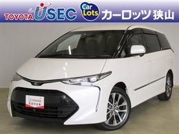 トヨタ エスティマ 2.4 アエラス 4WD セーフティセンス 両側電動スライドドア
