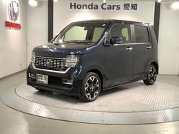 ホンダ N-WGN カスタム 660 L ターボ ホンダ センシング 試乗車 シートヒーター LED AW ターボ車
