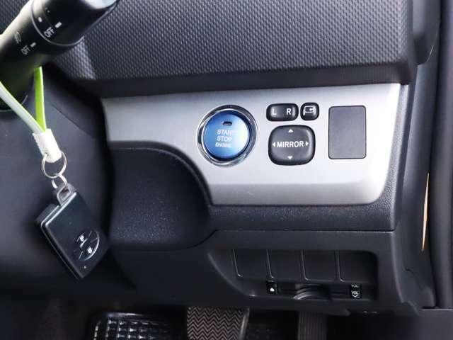 メーカーオプションのプッシュスタート スペアキー付 ビルトインETC ウィンカードアミラー 純正オートHIDヘッドライト フォグランプ バッテリー&タイヤ4本交換付総額!