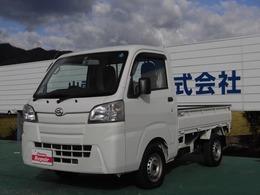 ダイハツ ハイゼットトラック 660 スタンダード 3方開 4WD 4WD エアコン パワステ 5MT ワンオーナ