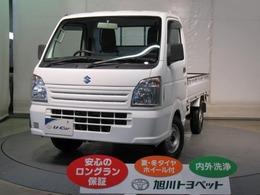 スズキ キャリイ 660 KCエアコン・パワステ 3方開 4WD エアコン・4WD車