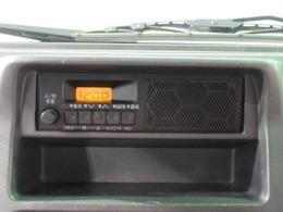 ☆オーディオ☆ラジオチューナー装備