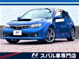 スバル インプレッサハッチバックSTI 2.0 WRX 4WD 6速MT車 HDDナビ ETC