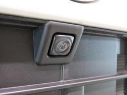 ☆全方位カメラ用カメラ搭載☆車を上から見下ろすような映像を映し出せるカメラが搭載されています。別添ナビと接続することで使用可能です♪駐車が苦手な方も安心☆
