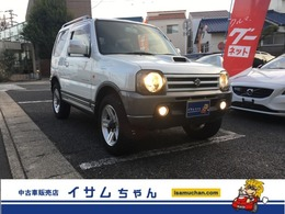 スズキ ジムニー 660 ランドベンチャー 4WD 5MT 4WD Sヒーター ナビ TV DVD 16AW