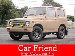 スズキ ジムニー 660 HC 4WD ターボ 5MT