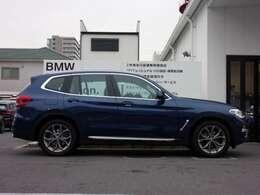 BMW X3 xドライブ20d xライン 4WDの入荷です!お車詳細や展示状況はフリーダイヤル(0066-9711-498412)またはBPS城東鶴見06-6933-6600迄お問合せ下さい。