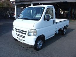 ホンダ アクティトラック 660 アタック 4WD エアコン装着車