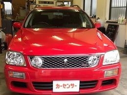 日産 ステージア 2.5 25t RS FOUR V 4WD キセノン・MTモード付・純正アルミ