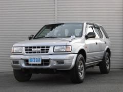 いすゞ ウィザード の中古車 3.0 タイプS ディーゼルターボ 4WD 群馬県富岡市 120.0万円
