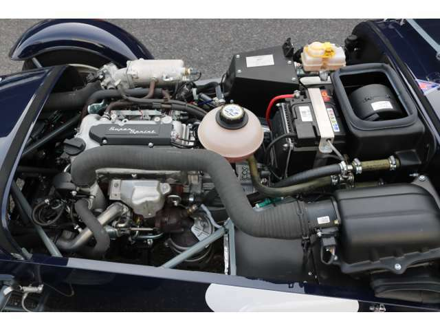ケータハムチューニングエンジン 96ps♪
