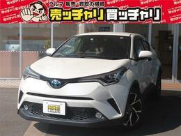 トヨタ C-HR ハイブリッド 1.8 G 社外ナビ フルセグTV