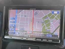 社外品のHDDナビゲーションシステムです。保証対象外です。