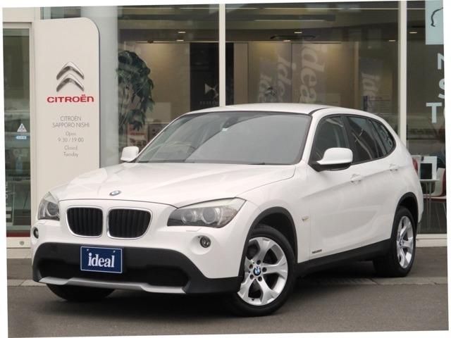 BMW X1 xドライブ20I入荷いたしました。