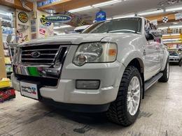 フォード エクスプローラースポーツトラック V8 リミテッド 4WD クラブリネア20AW 地デジナビETC Bカメラ