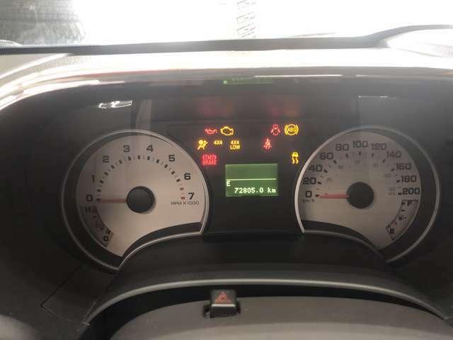 ディーラー車実走行7.3万キロ!機関良好!