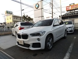 BMW X1 xドライブ 18d Mスポーツ 4WD ヘッドアップディスプレー ACC