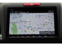 純正メモリーナビ搭載車!!ナビ起動までの時間と地図検索する速度がはやく、初めての道でも安心・快適なドライブをサポートします!!