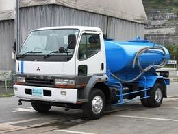 三菱ふそう ファイターミニヨン 4t 散水車 KCタイプ