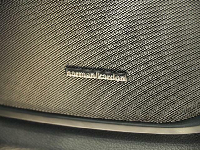 HarmanKradon製サウンドシステム装備(10スピーカー)。車内をより一層盛り上げます。