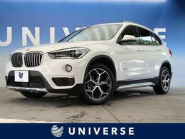 BMW X1 sドライブ 18i xライン 純正ナビ コンフォートアクセス