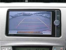 【 バックモニター 】簡単に後方の安全確認ができます。駐車が苦手な方にもオススメな便利機能です♪